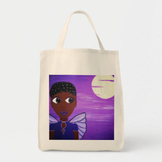 Blessings Are Coming grocery bag