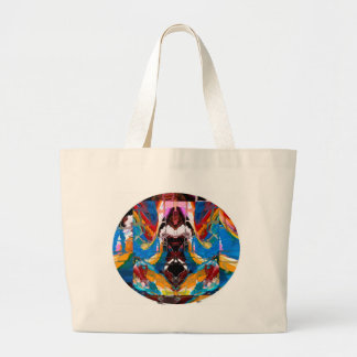 Blessings from Spirit World - Yoga Meditation Canvas Bags
