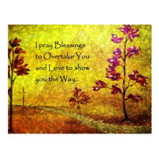 Blessings Postcard
