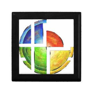 Blessinia - colourful sun gift box
