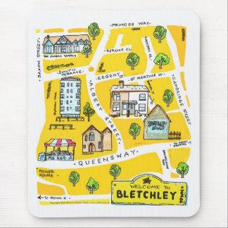 Bletchley (Milton Keynes) mousemat Mouse Pad