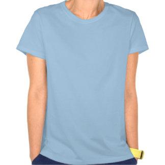 Bleu 2 de transducteur tee-shirts