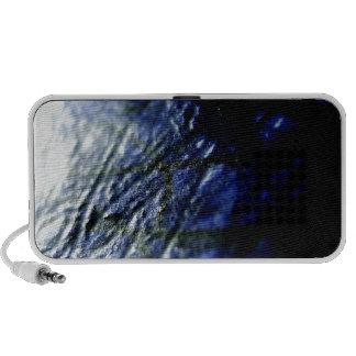Bleu-dans Haut-parleur Ordinateur Portable