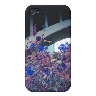 Bleu d'Austin Coque iPhone 4