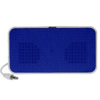 Bleu Haut-parleur iPod