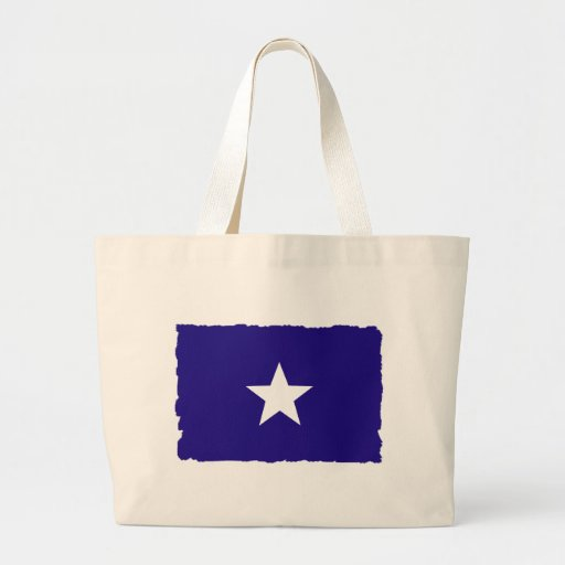 Bleu mignon sacs de toile