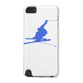 Bleu royal coque iPod touch 5G