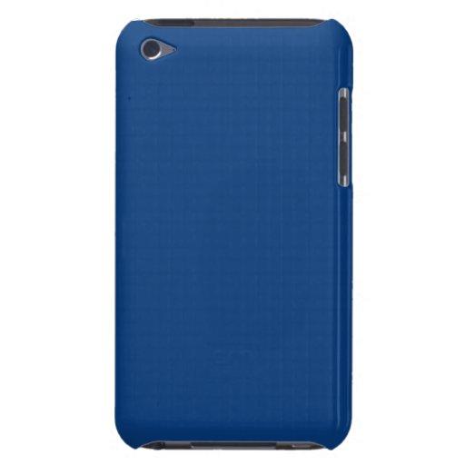 Bleu royal profond étui iPod touch