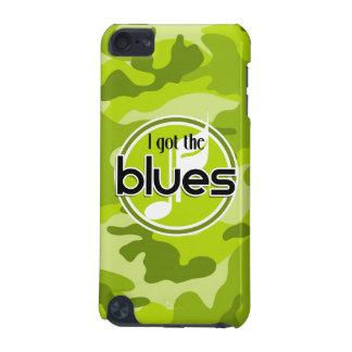 Bleus camo vert clair camouflage