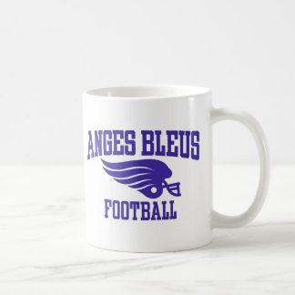 Bleus HellMett d'Anges Mug Blanc