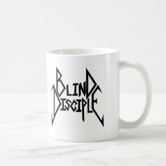 Blind Disciple coffee mug