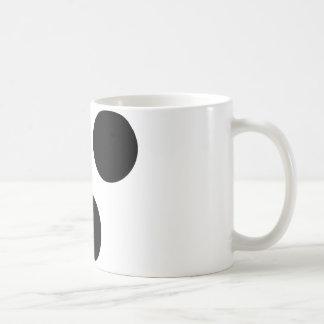 blind icon coffee mug