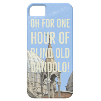 Blind Old Dandolo Venice iPhone Case