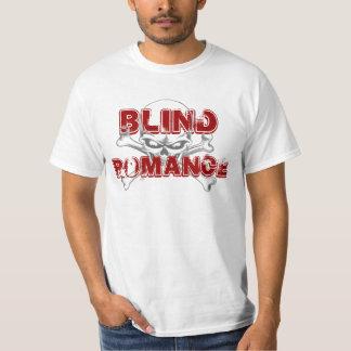 Blind Romance T-Shirt Designs