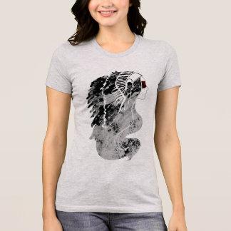 Blindfolded Lady T-Shirt