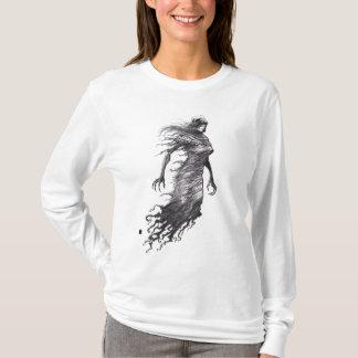 Blindfolded Witch logo T-Shirt