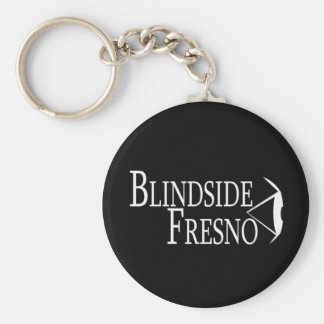 'Blindside Fresno' Basic Round Button Keychain