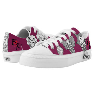 Blindside Rose Shoe (K1R)