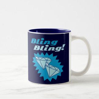 Bling Bling Two-Tone Mug