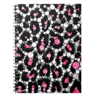 Bling Cheetah Print Notebook