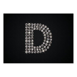 bling - D Pack Of Chubby Business Cards