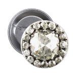 Bling Diamond Rhinestone Vintage Costume Jewellery Pins