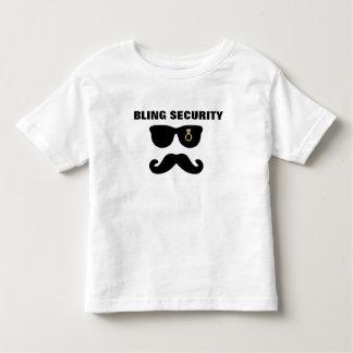 Bling et chemise de mariage de sécurité de jeune t shirt