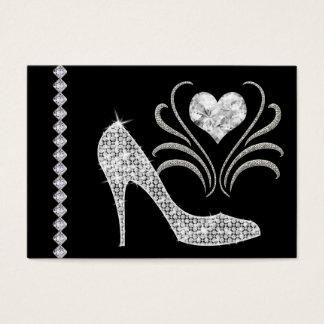 Bling Fashion Business Card - SRF