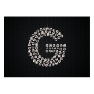 bling - G Pack Of Chubby Business Cards