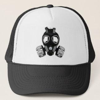 Bling Gas Mask Trucker Hat