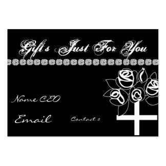 BLING Gift Shop Business Card