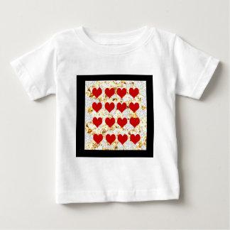 BLING HEARTS BABY T-Shirt