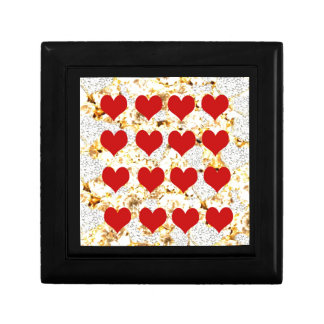 BLING HEARTS GIFT BOX