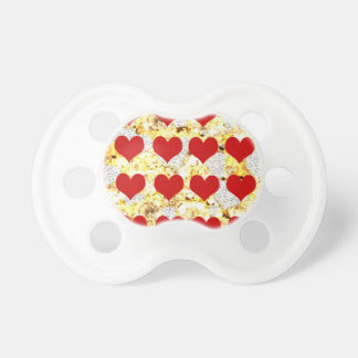 BLING HEARTS PACIFIER