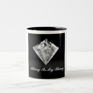 Bling Is My Thing Mug