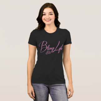 Bling Life Bella+Canvas Favorite Jersey T-Shirt