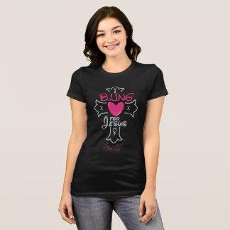 Bling Life I Bling for Jesus Jersey T-Shirt