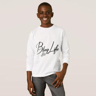 Bling Life Kids' Basic Long Sleeve T-Shirt