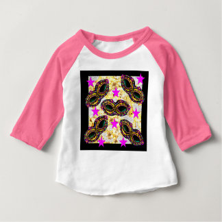 BLING MARDI GRAS BABY T-Shirt