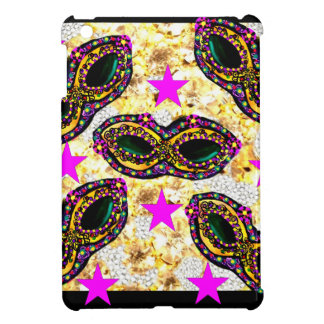 BLING MARDI GRAS iPad MINI CASE