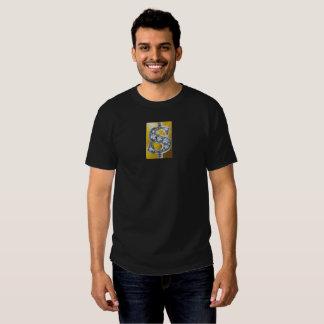 Bling Men's Basic Dark T-Shirt Comfortable