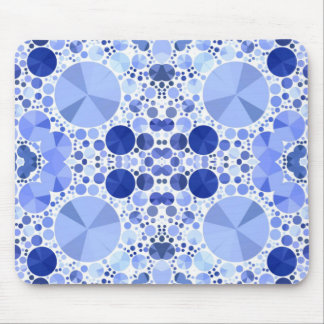 Bling Pattern Mouse Pad