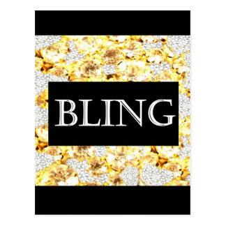 BLING POSTCARD