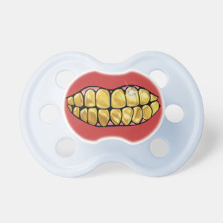 Bling Teeth Baby Pacifier