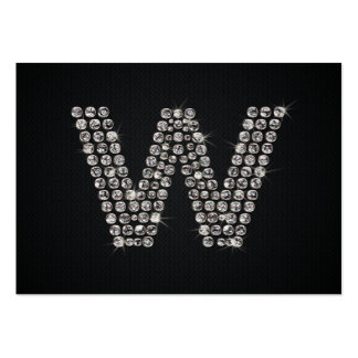 bling - W Large Business Card