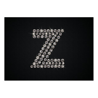 bling - Z Large Business Card
