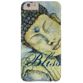 Bliss Buddha Watercolor Art iPhone Case