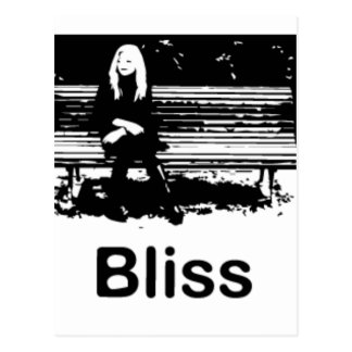 Bliss Postcard