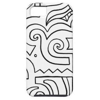 Bliss Refined Prominent Tops iPhone 5 Case