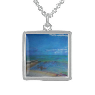 Bliss Sterling Silver Necklace